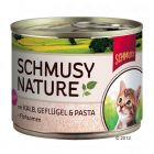 Schmusy Nature Kitten 6 x 190 g