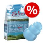 Set misto 1 kg Purizon Puppy - senza cereali + KONG Puppy