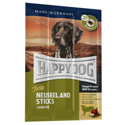 Set prova misto! Happy Dog Tasty Sticks
