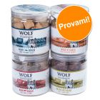 Set prova misto! Snack Premium liofilizzati Wolf of Wilderness