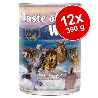 Set risparmio! Taste of the Wild 12 x 390 g