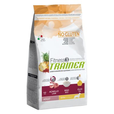 Set risparmio! 2 x 7,5 kg Trainer Fitness 3 Mini