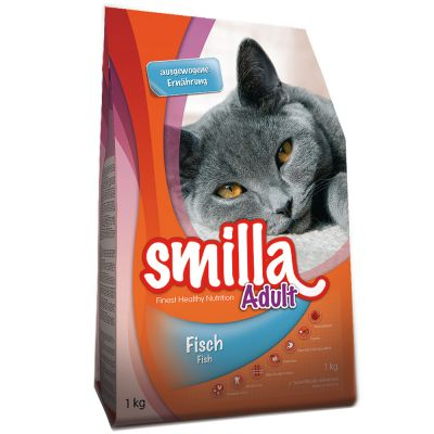 Smilla Adult pienso para gatos - Pack de prueba