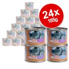 Smilla Fish Saver Pack 24 x 185g