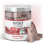 Snack premium liofilizzati Wolf of Wilderness