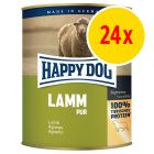 Sparpack Happy Dog Pure 24 x 800 g