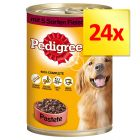 Sparpack: Pedigree Adult Classic 24 x 400 g