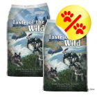 Säästöpakkaus: Taste of the Wild - Pacific Stream Puppy