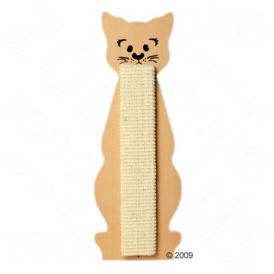 Tabla rascador en forma de gato Trixie para gatos