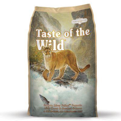 Taste Of The Wild Canyon River Feline Zooplus Se