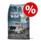 Taste of the Wild 6 kg po ugodni ceni!