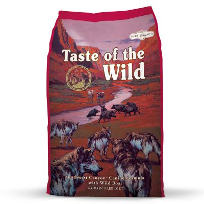 Taste Of The Wild Dog Food Problems