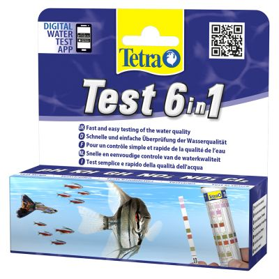 Test in strisce TetraTest 6 in 1