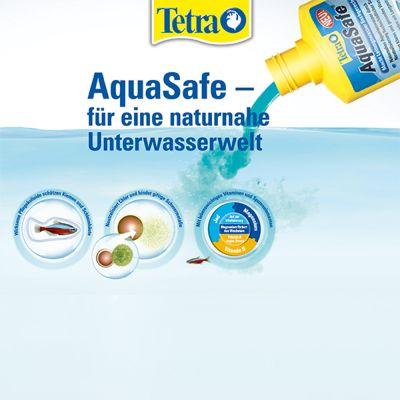 Tetra AquaSafe purificador de agua