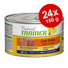 Trainer Natural Adult Small & Toy 24 x 150 g