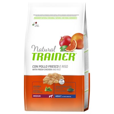 Trainer Natural Medium Adult Pollo Fresco
