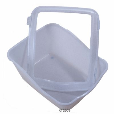 Trixie Cleany Cat Litter Tray - Extra Deep