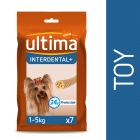Ultima Interdental Toy snacks para perros
