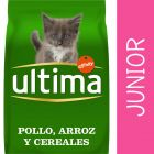 Ultima Junior con pollo para gatitos
