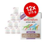 Varčno pakiranje Almo Nature Daily Menu 12 x 375 g