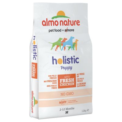 Welcome Kit Puppy & Junior Almo Nature Holistic