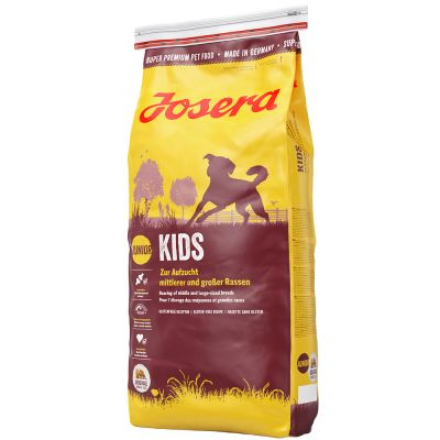 Welcome Kit Puppy & Junior 900 g Josera Kids