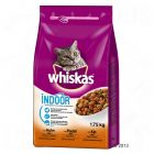 Whiskas 1+ Indoor с пилешко