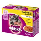 Whiskas Junior 12 x 100 g pour chaton