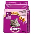 Whiskas 7+ Senior losos