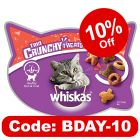 Whiskas Trio Crunchy Treats 55g