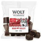 Wolf of Wilderness Bouchées 180 g pour chien
