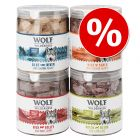 Wolf of Wilderness Freeze-dried Premium Dog Snacks Saver Pack