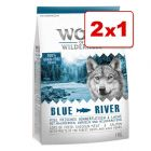 Wolf of Wilderness 2 kg en oferta: 1 + 1 ¡gratis!