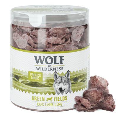 Wolf of Wilderness snacks liofilizados premium