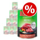 12 x 400g Rocco Menu Wet Dog Food - Special Price!*
