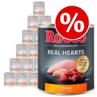 24 x 800g Rocco Real Hearts Saver Pack - Special Price!*