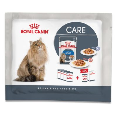 4 X 85g Royal Canin Wet Cat Food Pouches Trial Pack Wet