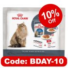 4 x 85g Royal Canin Wet Cat Food Pouches Trial Pack