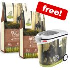 "2 x 3kg Isegrim Adult ""Forest"" Red Deer with Berries & Wild Herbs + Curver Box Free!*"