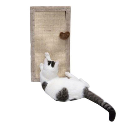 zoolove tabla rascador 3 en 1 para gatos